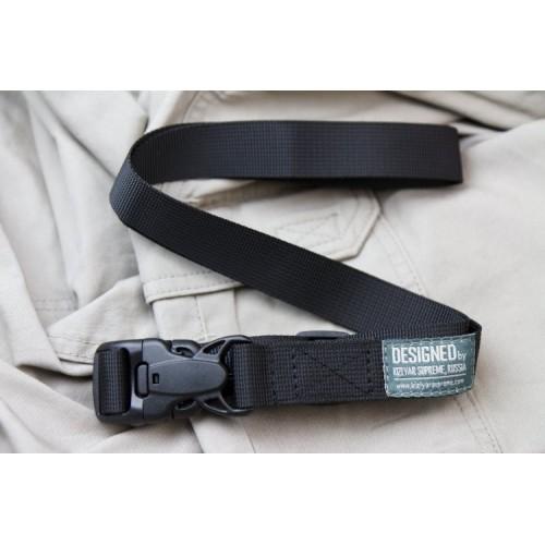 stehenní pás MOLLE TB1 černá