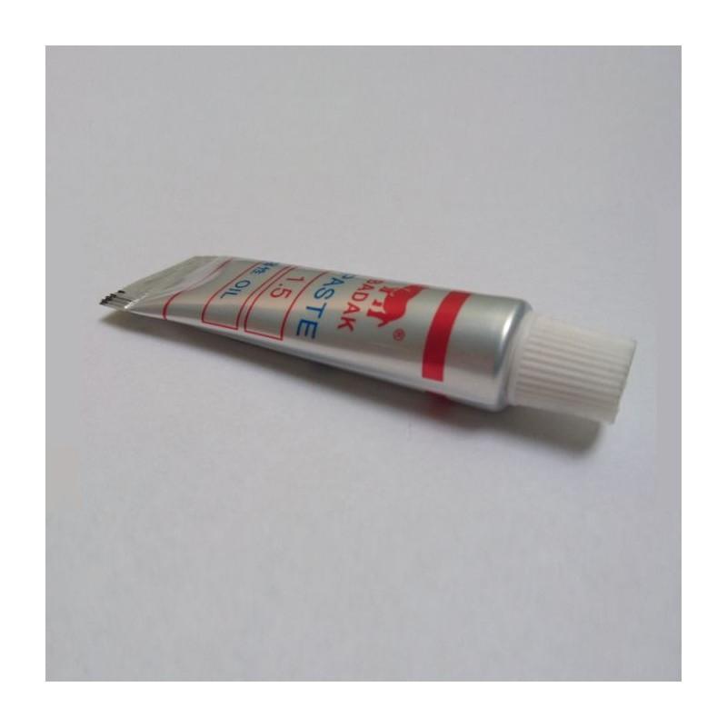 Diamantová pasta na koži KMFS