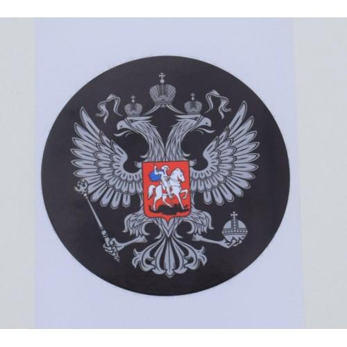 Nálepka Ruská dvojhlavý orlica