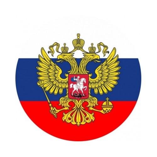 Nálepka Ruská orlica