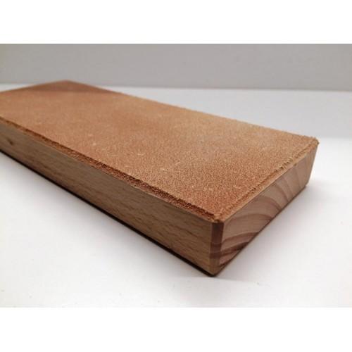 Kožený obťahovacie blok (hrubá strana kože)